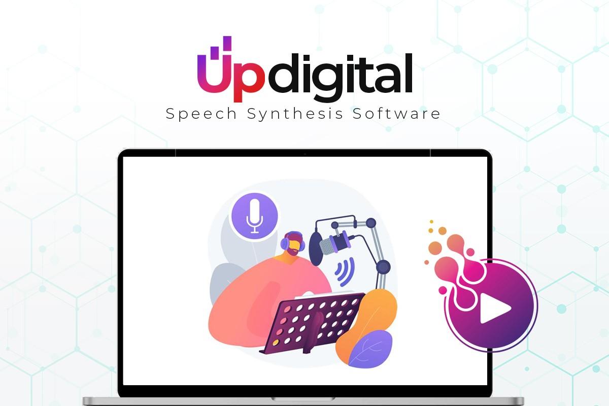 Updigital Speech Synthesis Lifetime Deal
