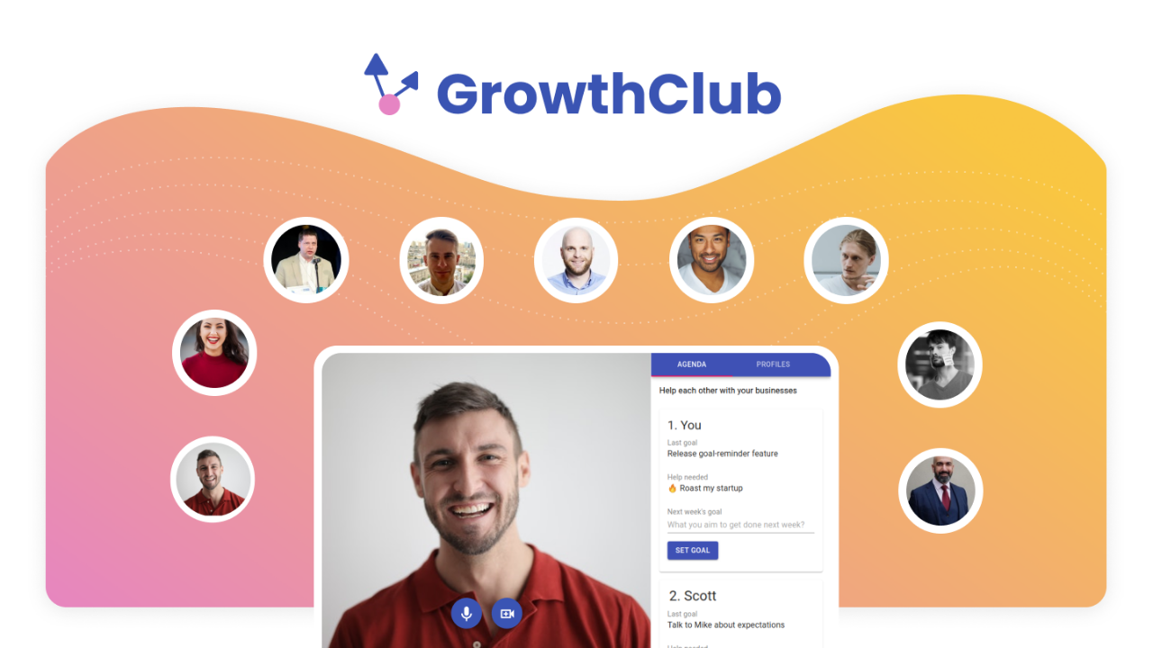 GrowthClub Lifetime Deal-Pay Once And Never Again.