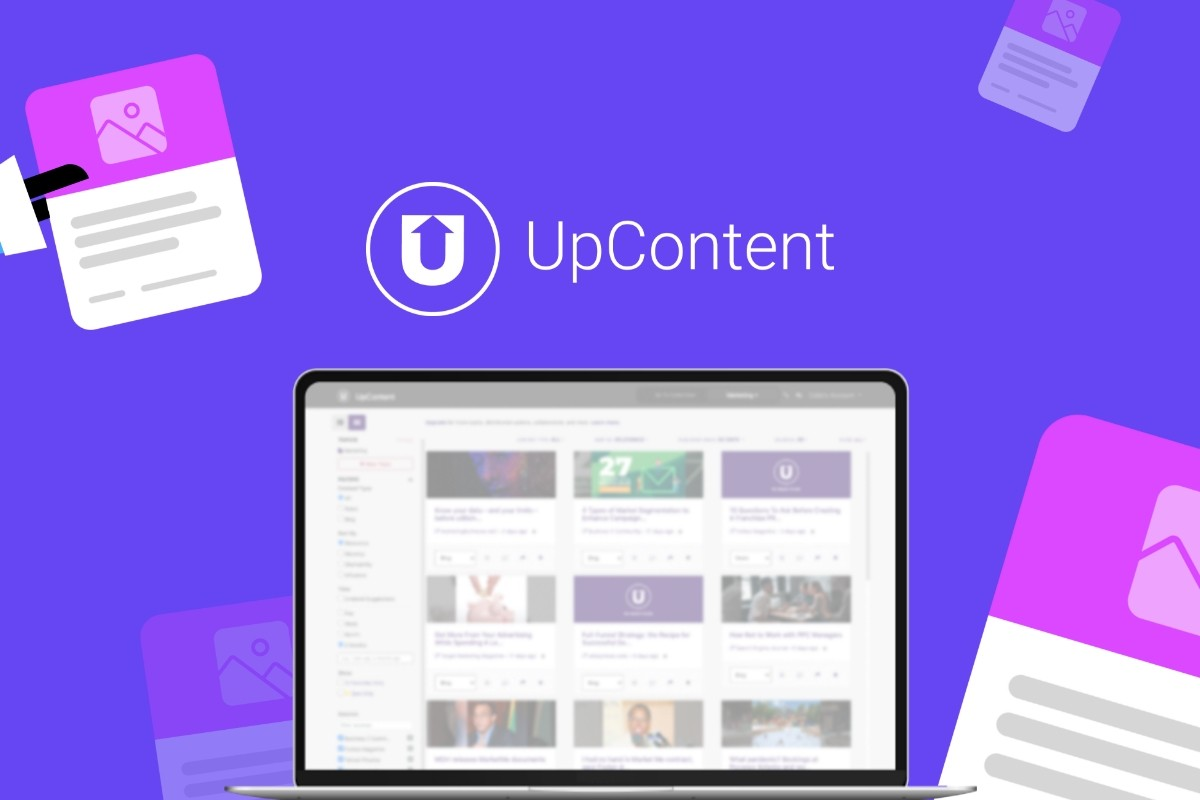 AppSumo Deal for UpContent