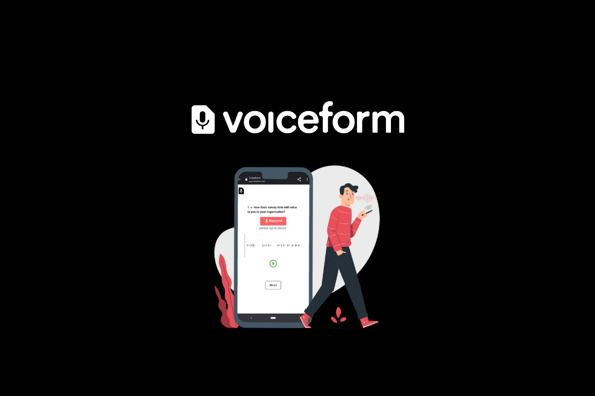 AppSumo Deal for Voiceform