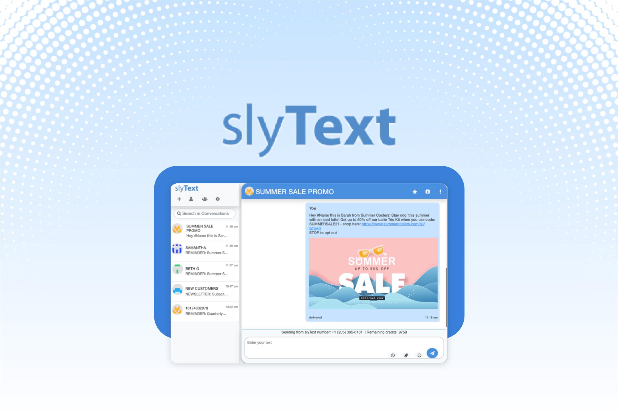AppSumo Deal for slyText