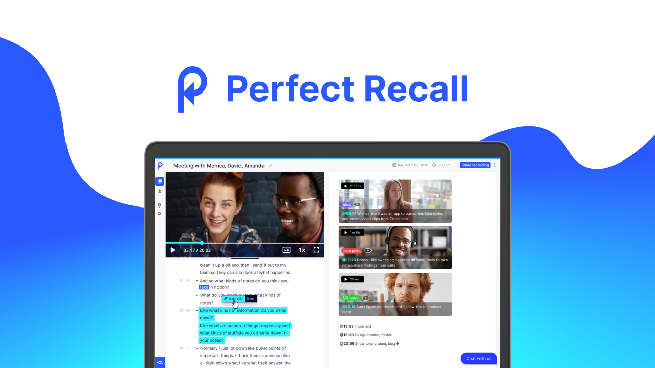 Perfect Recall Lifetime Deal-Pay Once And Never Again.