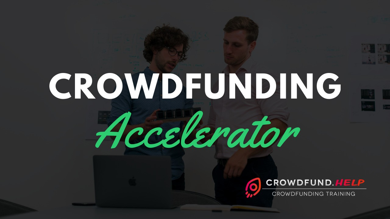 AppSumo Deal for The Crowdfunding Accelerator Training Program