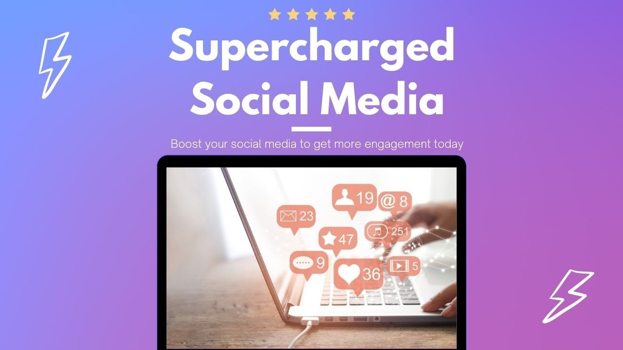 AppSumo Deal for Supercharged Social Media