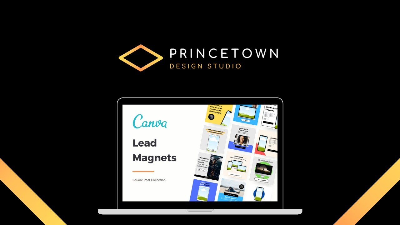 AppSumo Deal for Canva Template – Lead Magnets