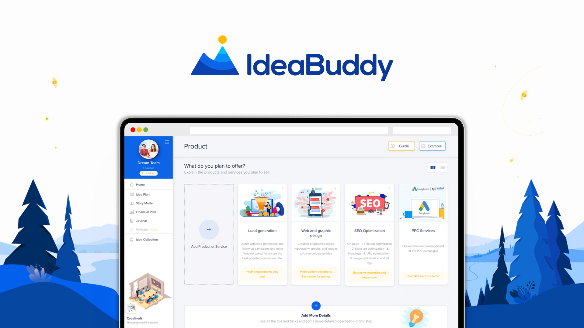 IdeaBuddy Lifetime Deal-Pay Once And Never Again