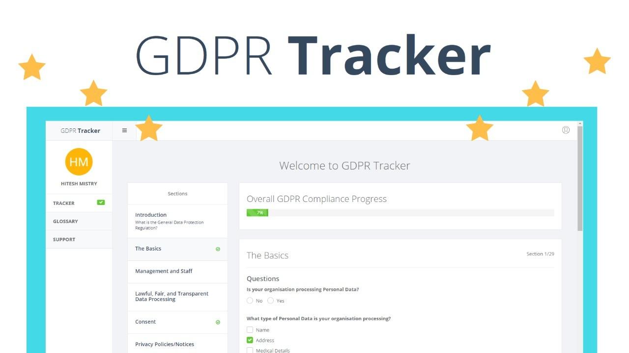 AppSumo Deal for GDPR Tracker
