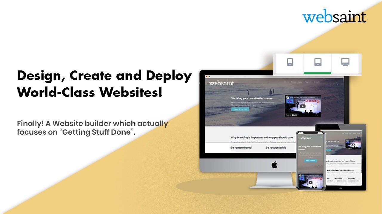 AppSumo Deal for Websaint