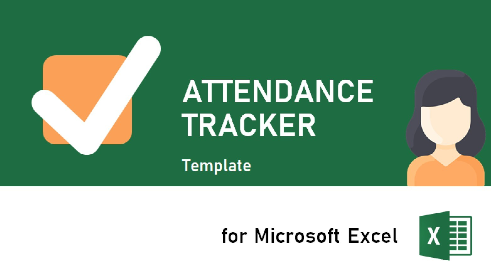 AppSumo Deal for Attendance Tracker Template for Microsoft Excel
