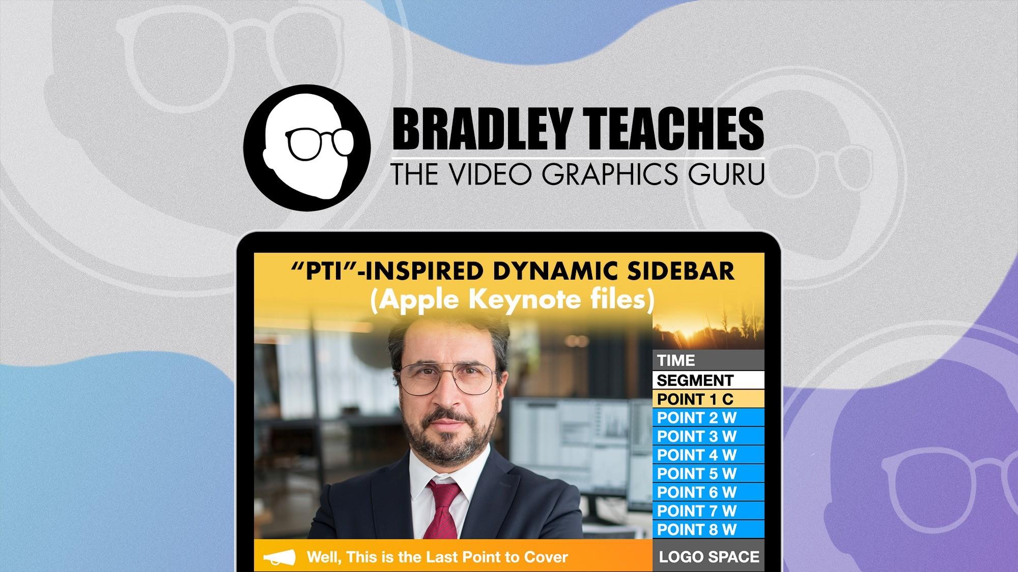 "AppSumo Deal for ""PTI""-Inspired Dynamic Sidebar"