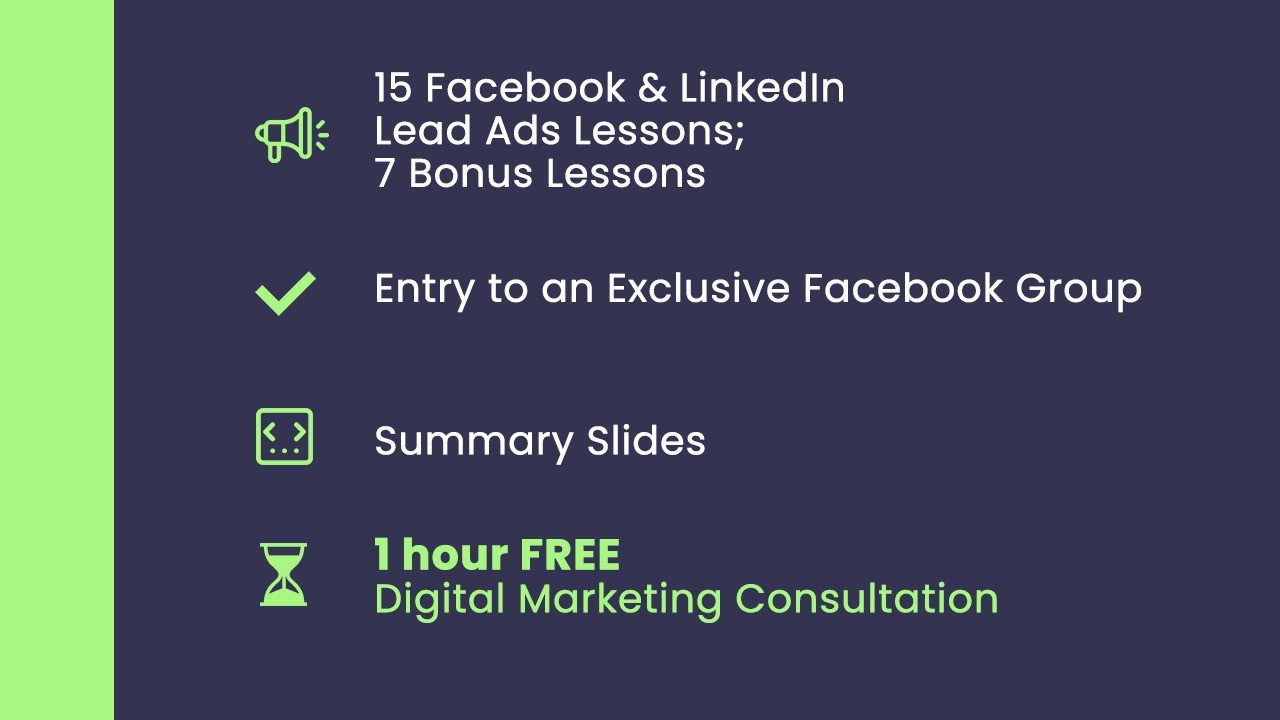 AppSumo Deal for Facebook and LinkedIn Lead Ads