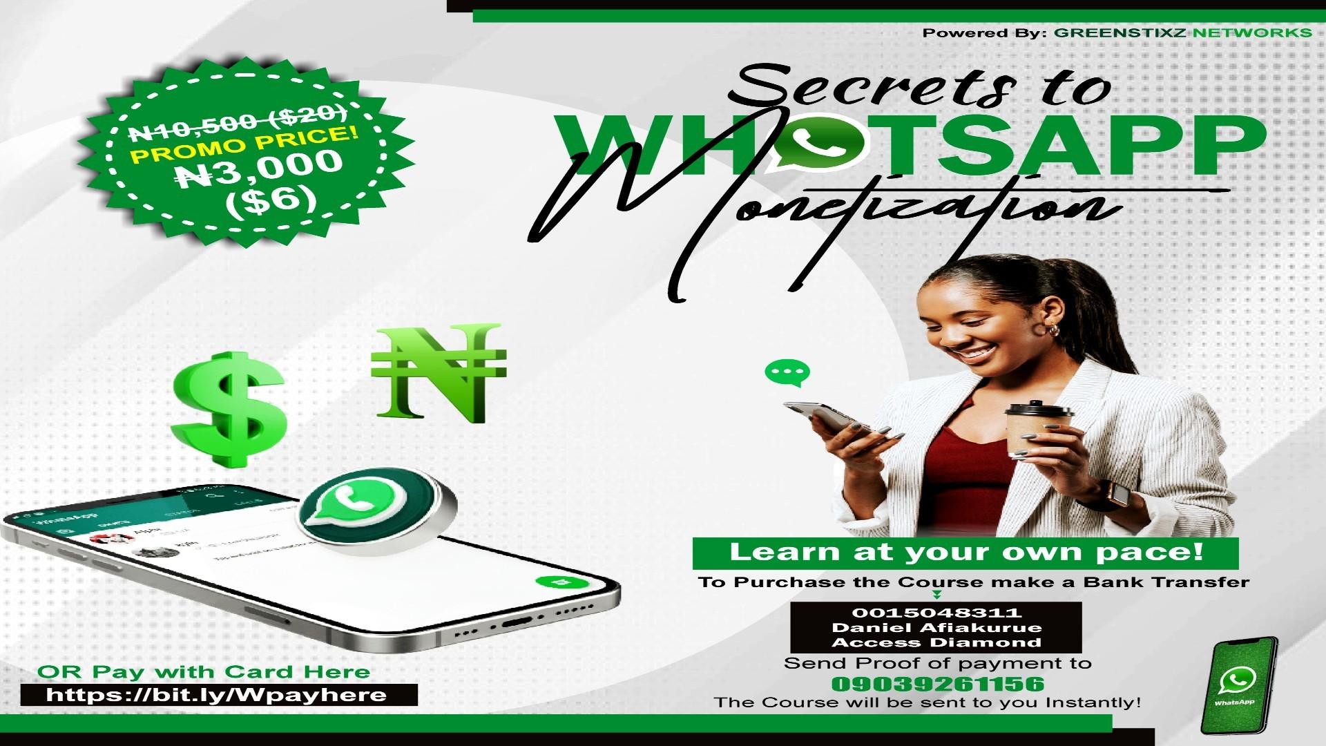 AppSumo Deal for WhatsApp Business School