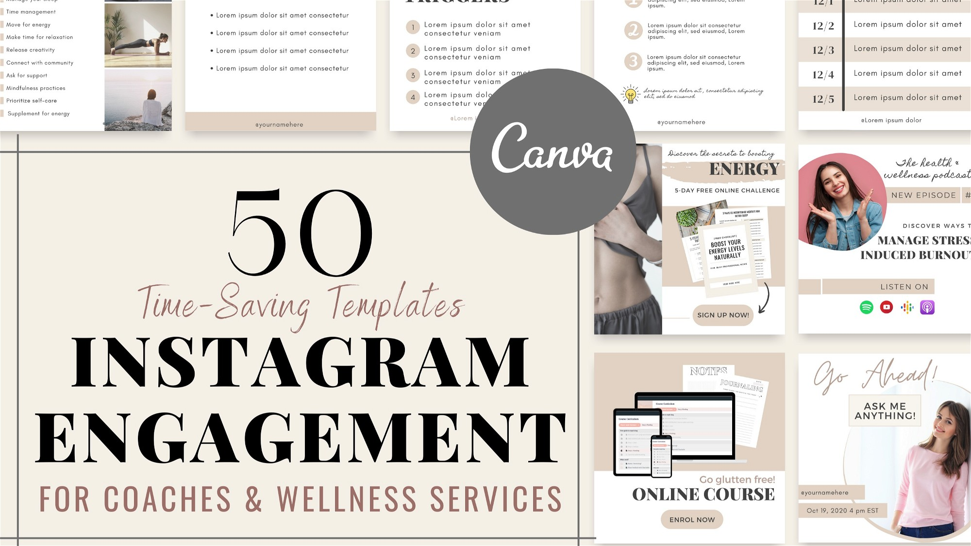 AppSumo Deal for Instagram Template   Coaches Instagram Pack