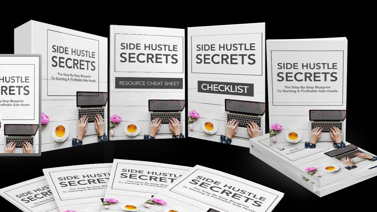 AppSumo Deal for Side Hustle Secrets