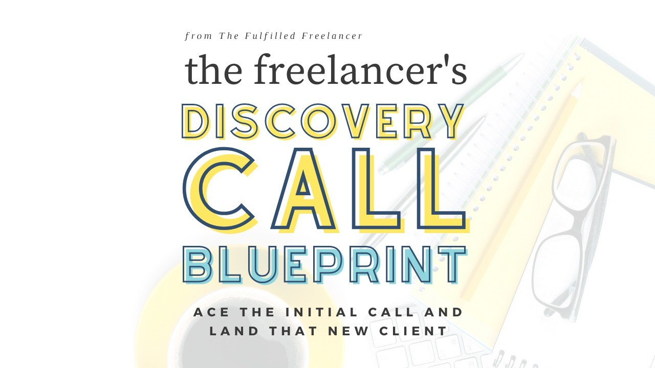 AppSumo Deal for The Freelancer's Discovery Call Blueprint