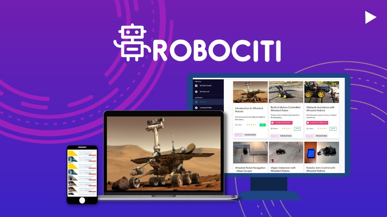 AppSumo Deal for Introduction to Robotics Course