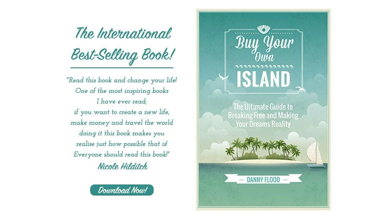 AppSumo Deal for Buy Your Own Island: The Ultimate Guide to Breaking Free and Making Your Dreams Reality