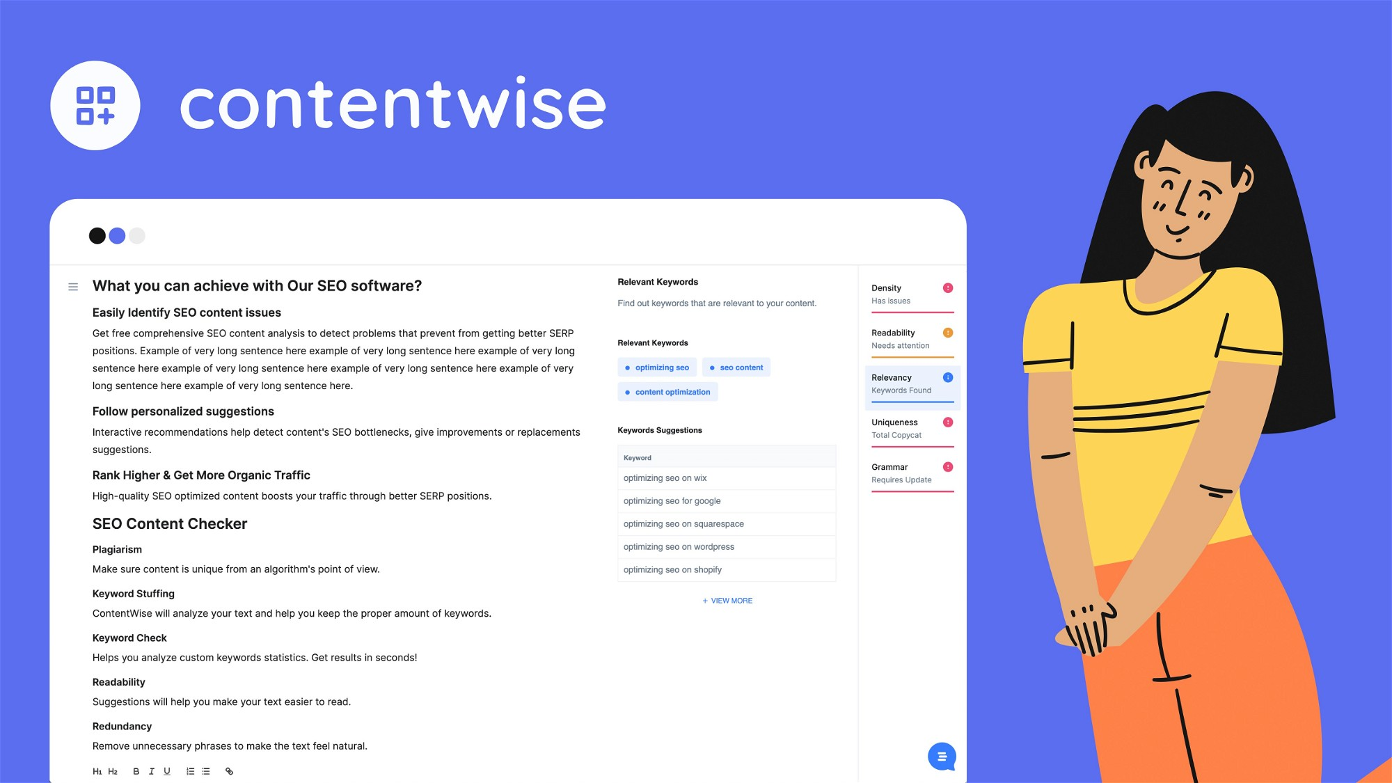 AppSumo Deal for ContentWise
