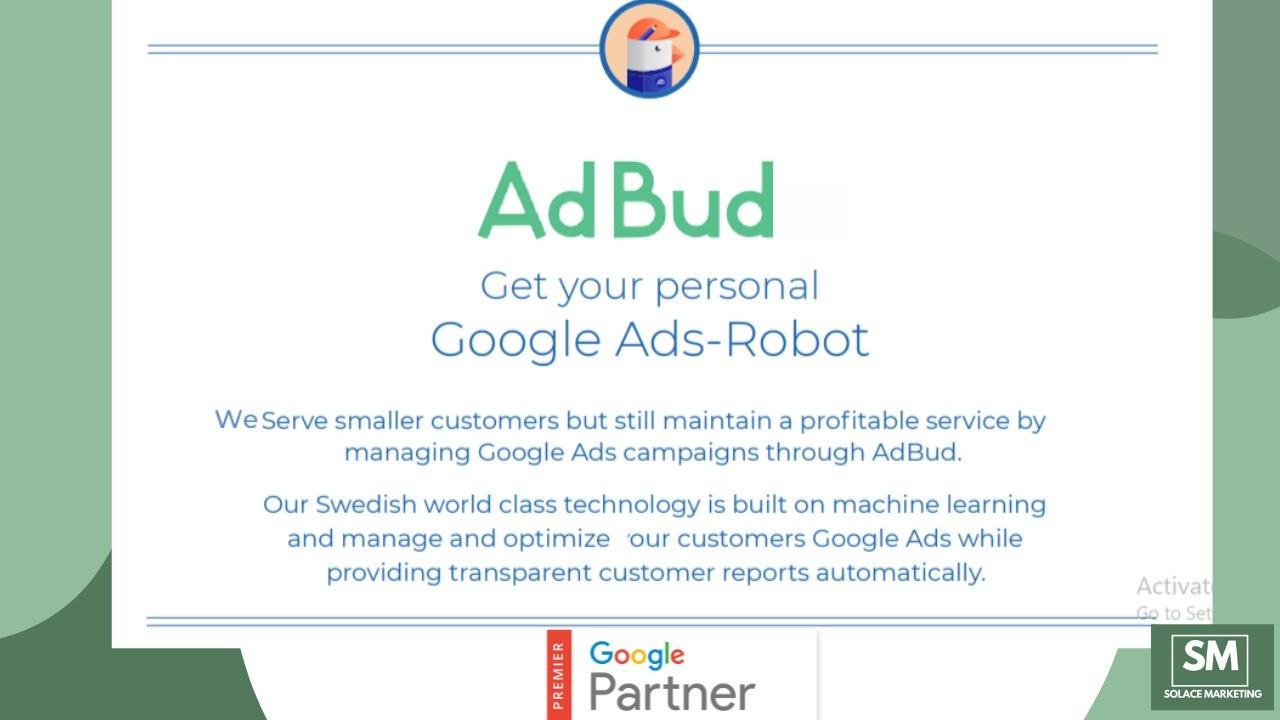 AppSumo Deal for Google Adbud