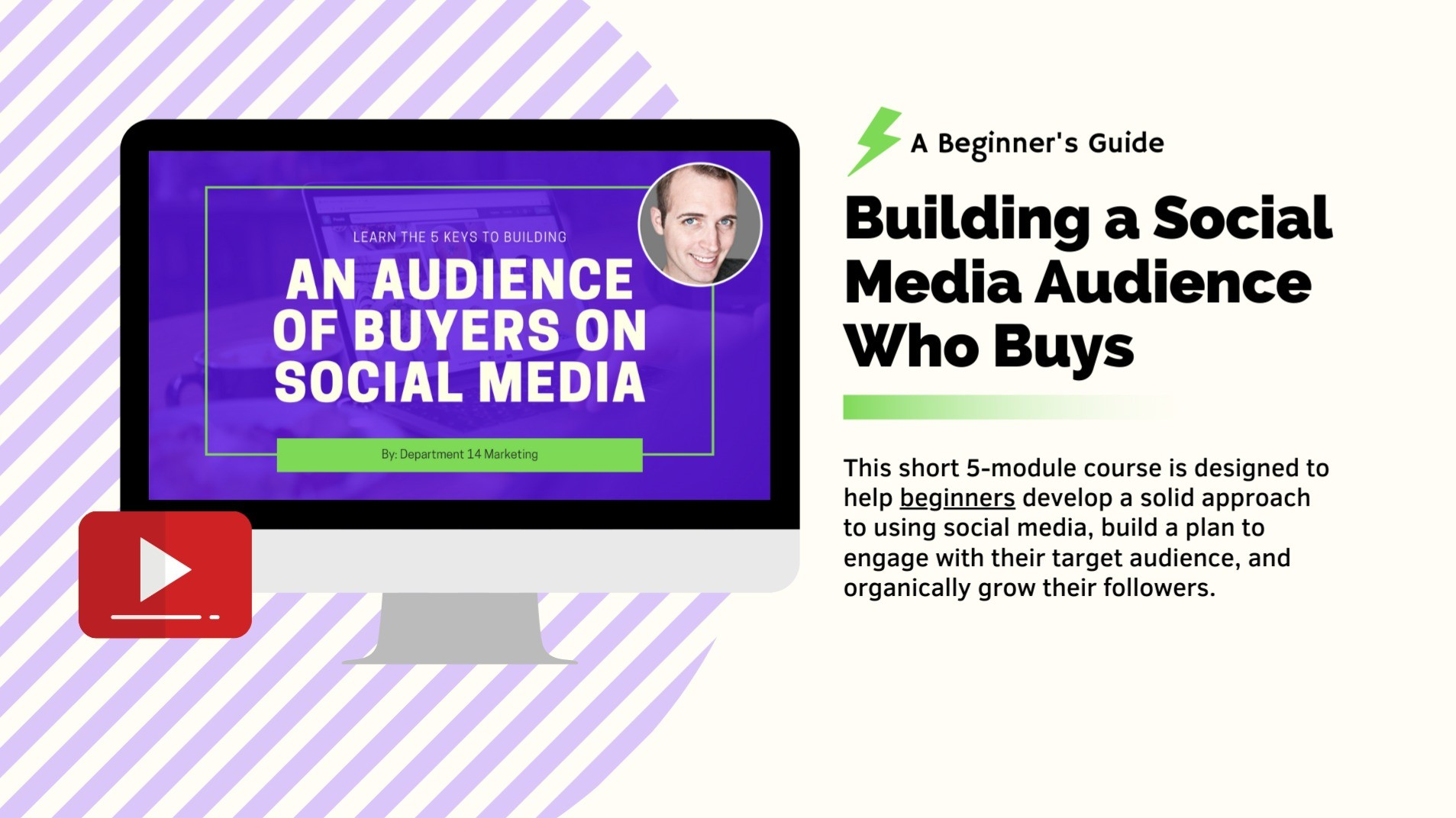 AppSumo Deal for Beginner's Guide to Building a Social Media Audience Who Buys
