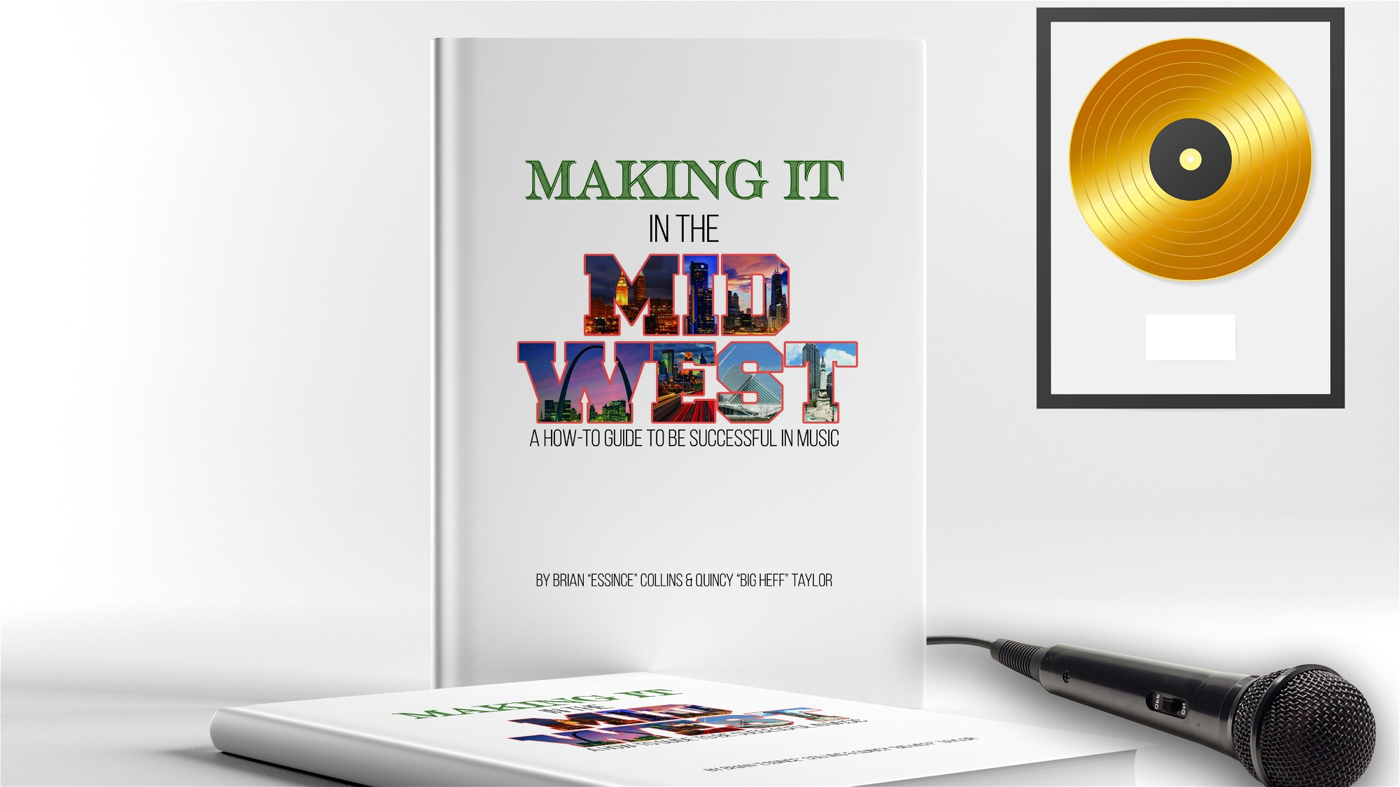 """AppSumo Deal for """"Making it in the Midwest: A How-To Guide to Be Successful in Music""""   Ebook"""