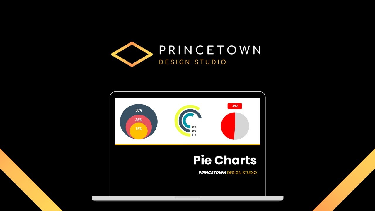 AppSumo Deal for Pie Charts Template for PowerPoint & Google Slides