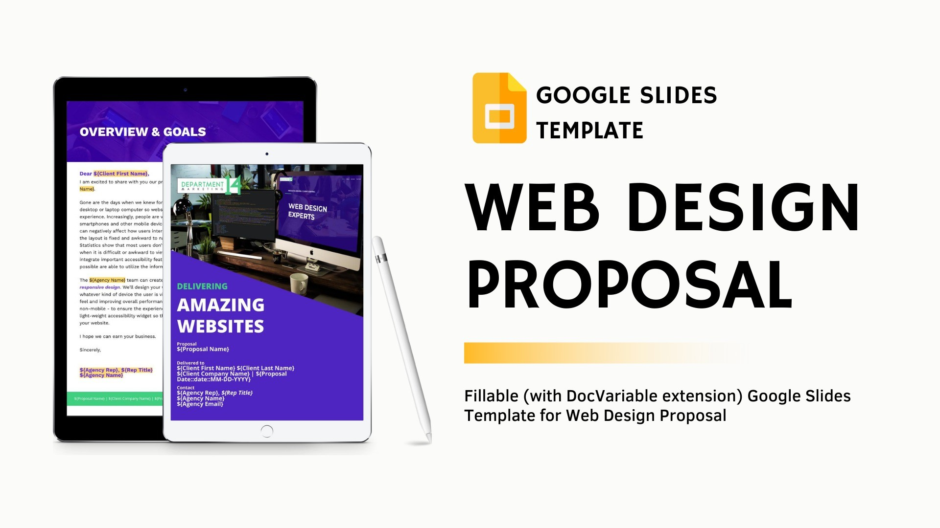 AppSumo Deal for Sales Template: Web Design Proposal & Agreement