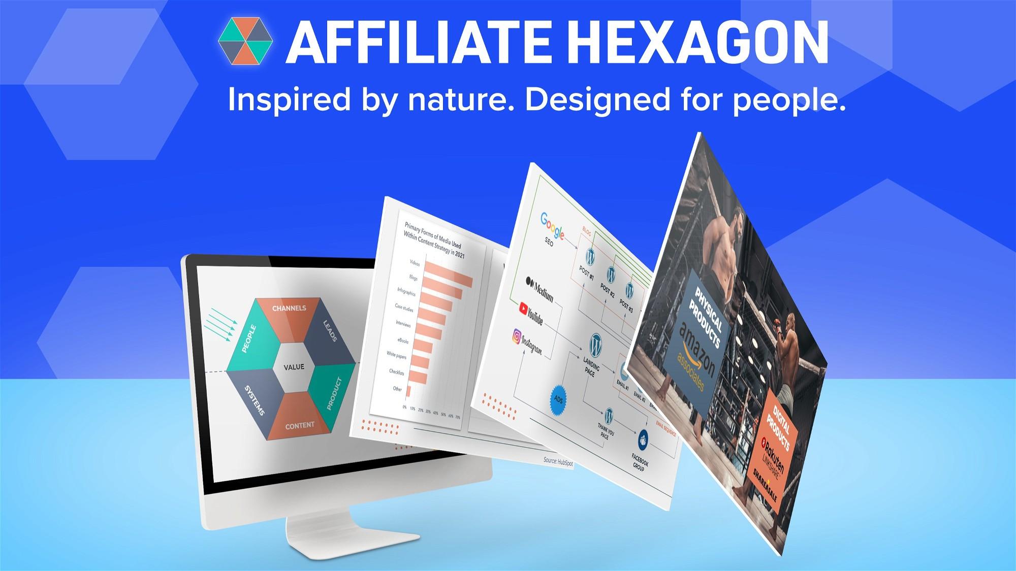 AppSumo Deal for Affiliate Hexagon