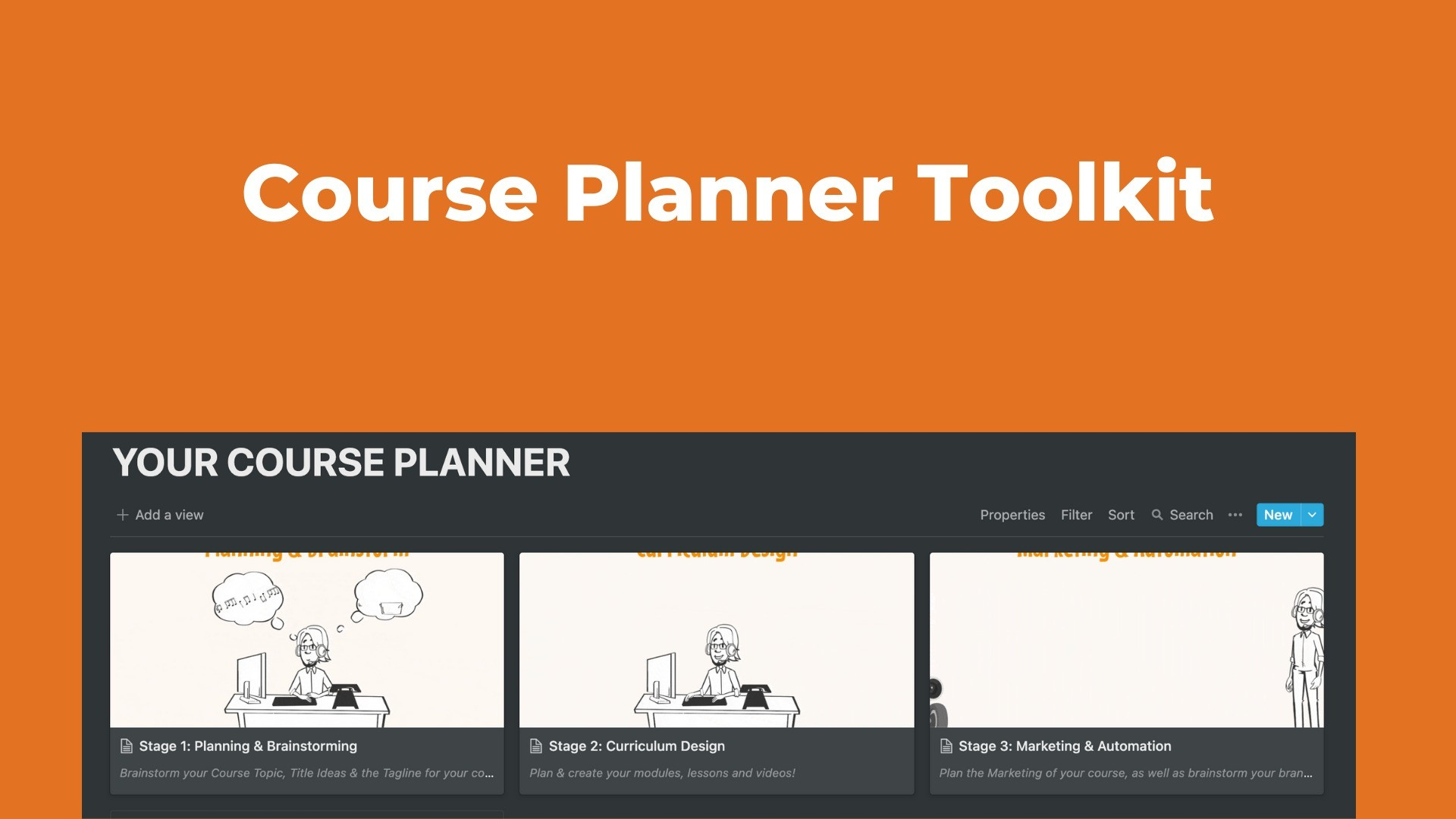 AppSumo Deal for Course Planner Toolkit