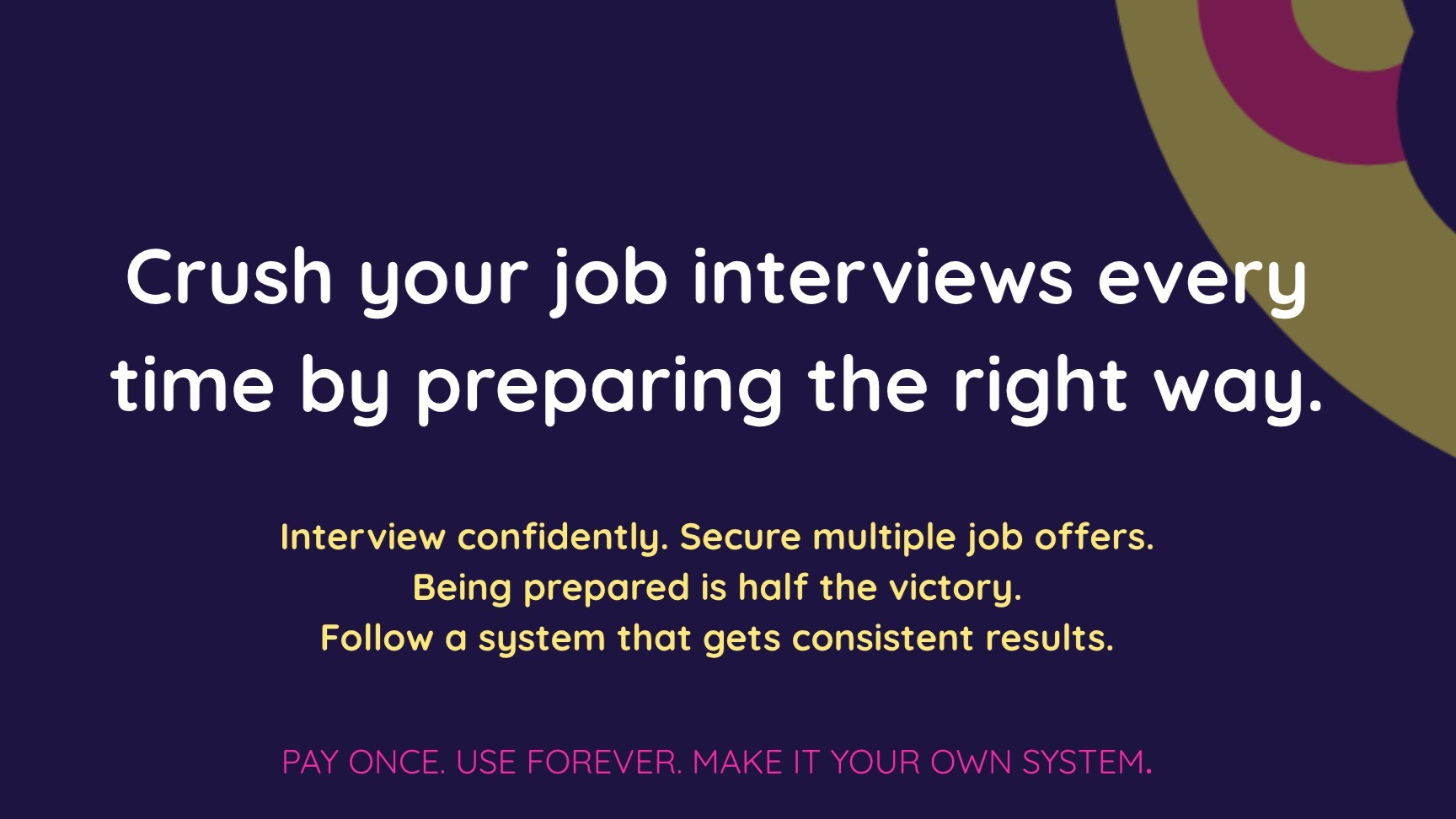 AppSumo Deal for Marketing Job Interview Prep Crash Course