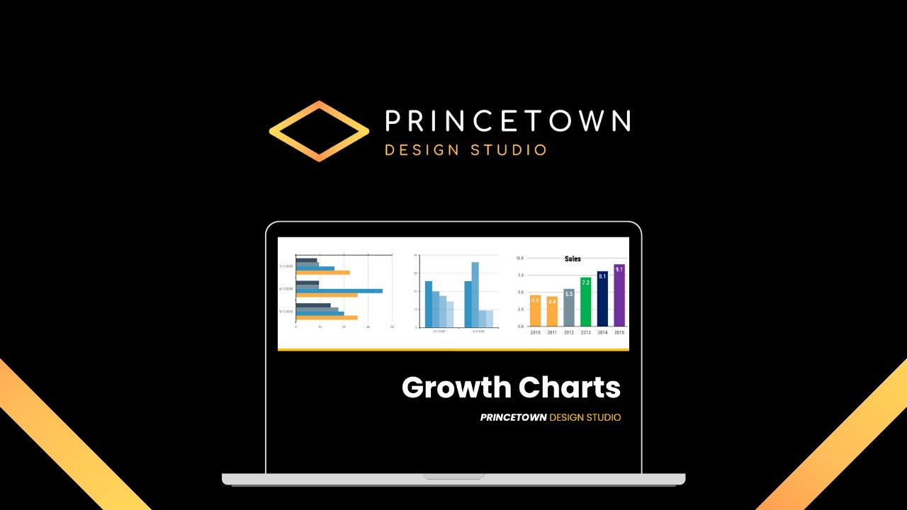 AppSumo Deal for Growth Charts Template for PowerPoint & Google Slides