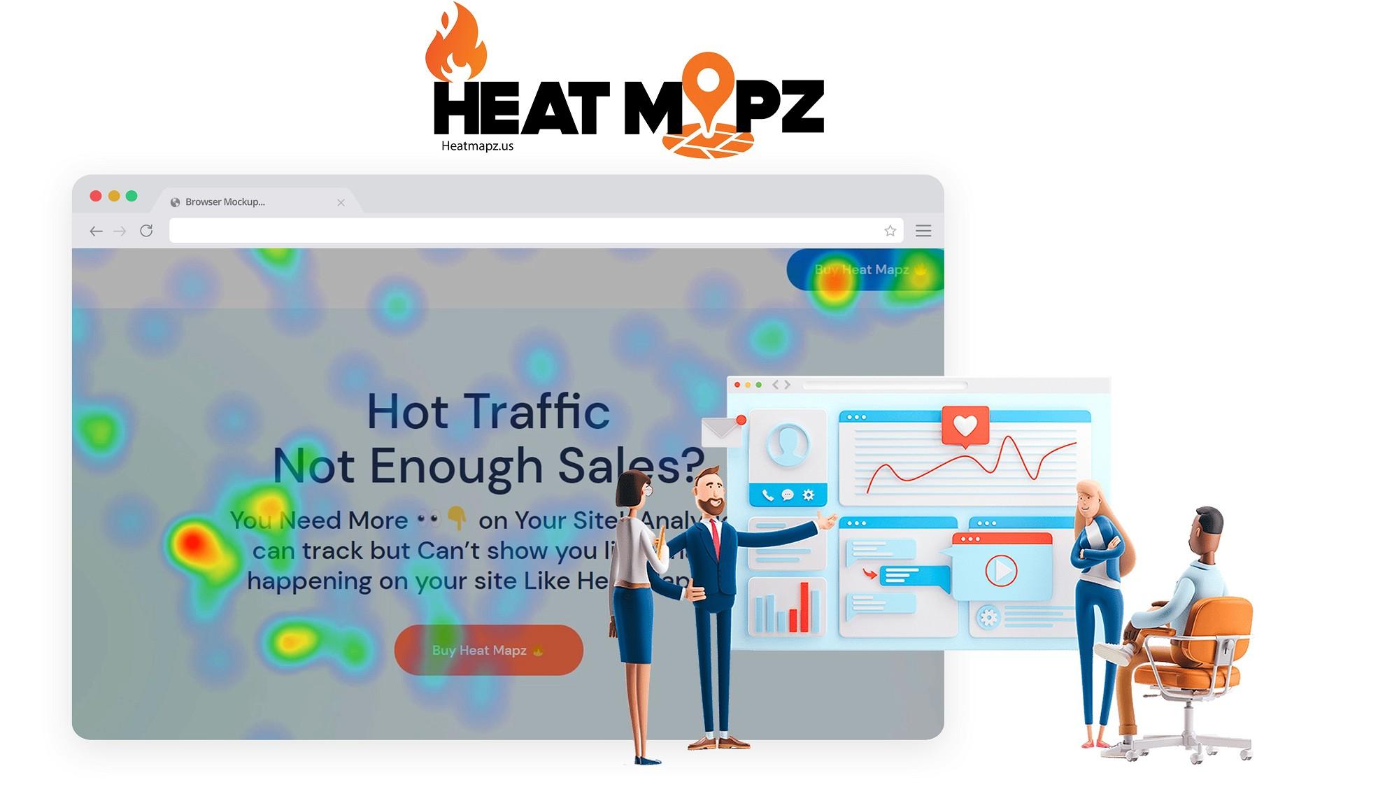 AppSumo Deal for HeatMapz