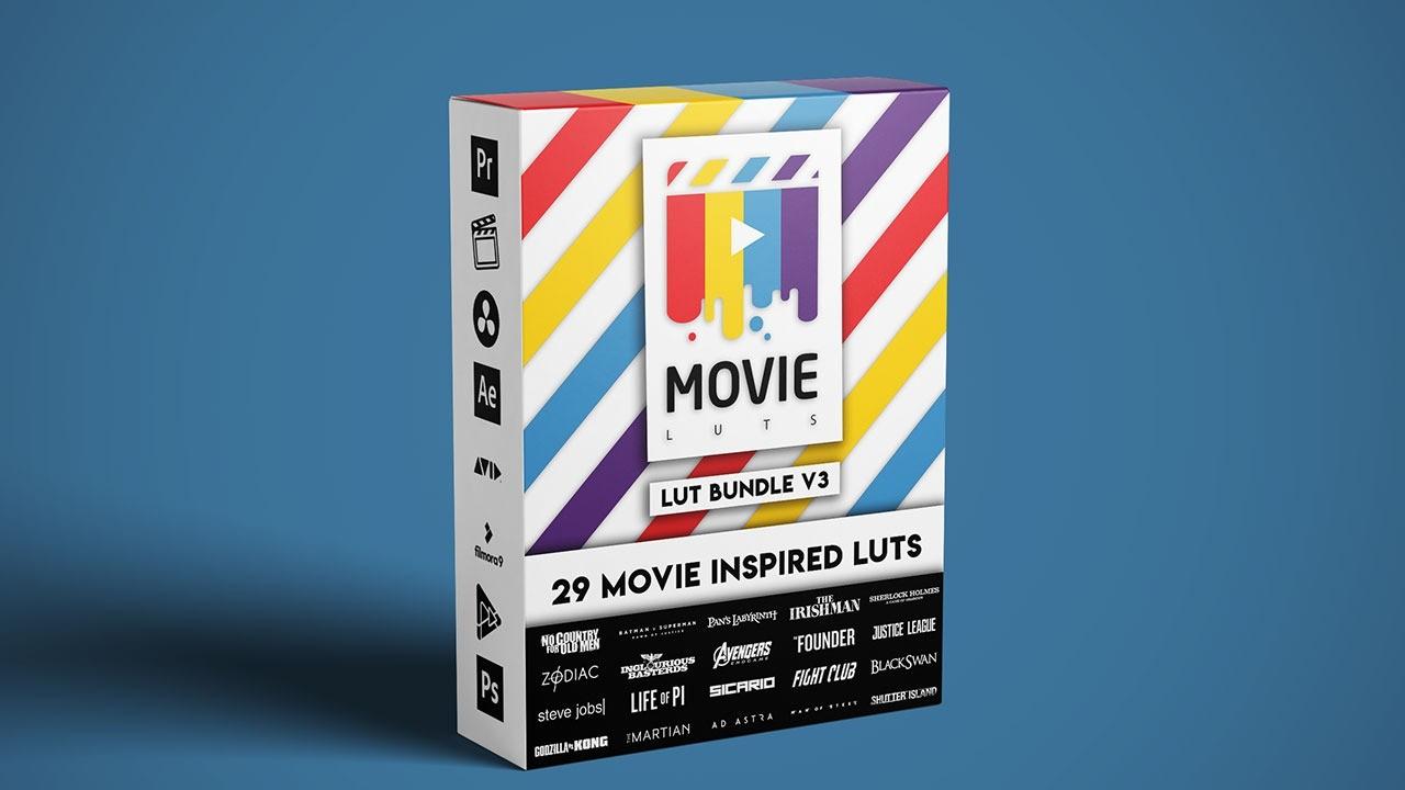 AppSumo Deal for Movie LUTs Bundle V3