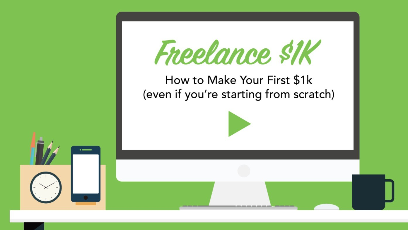 AppSumo Deal for Freelance $1K Workshop