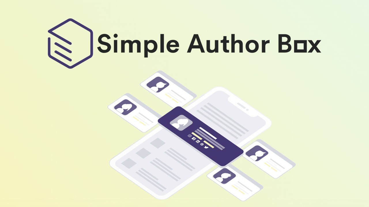 AppSumo Deal for WP Simple Author Box