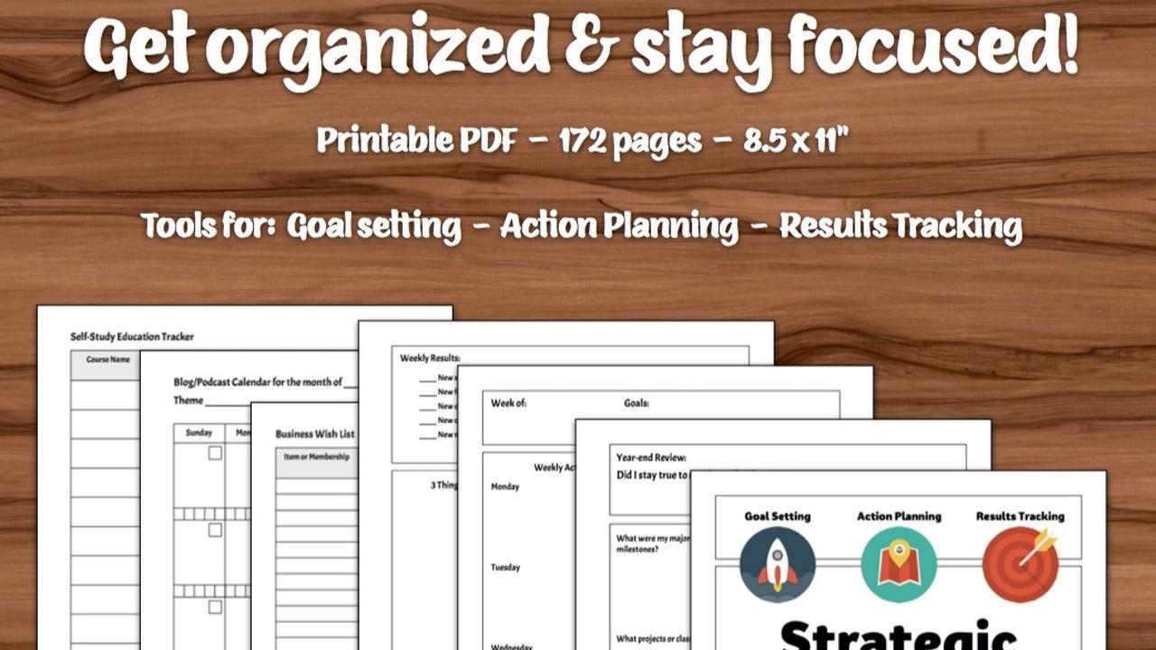 AppSumo Deal for Strategic Marketing Planner