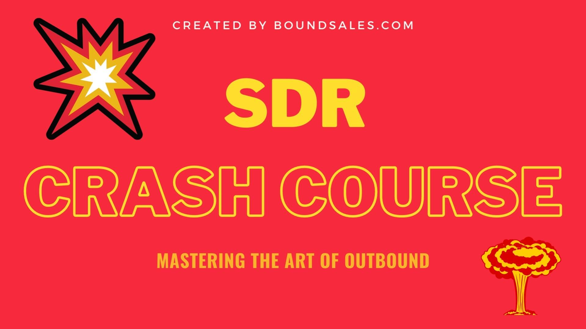 AppSumo Deal for SDR Crash Course