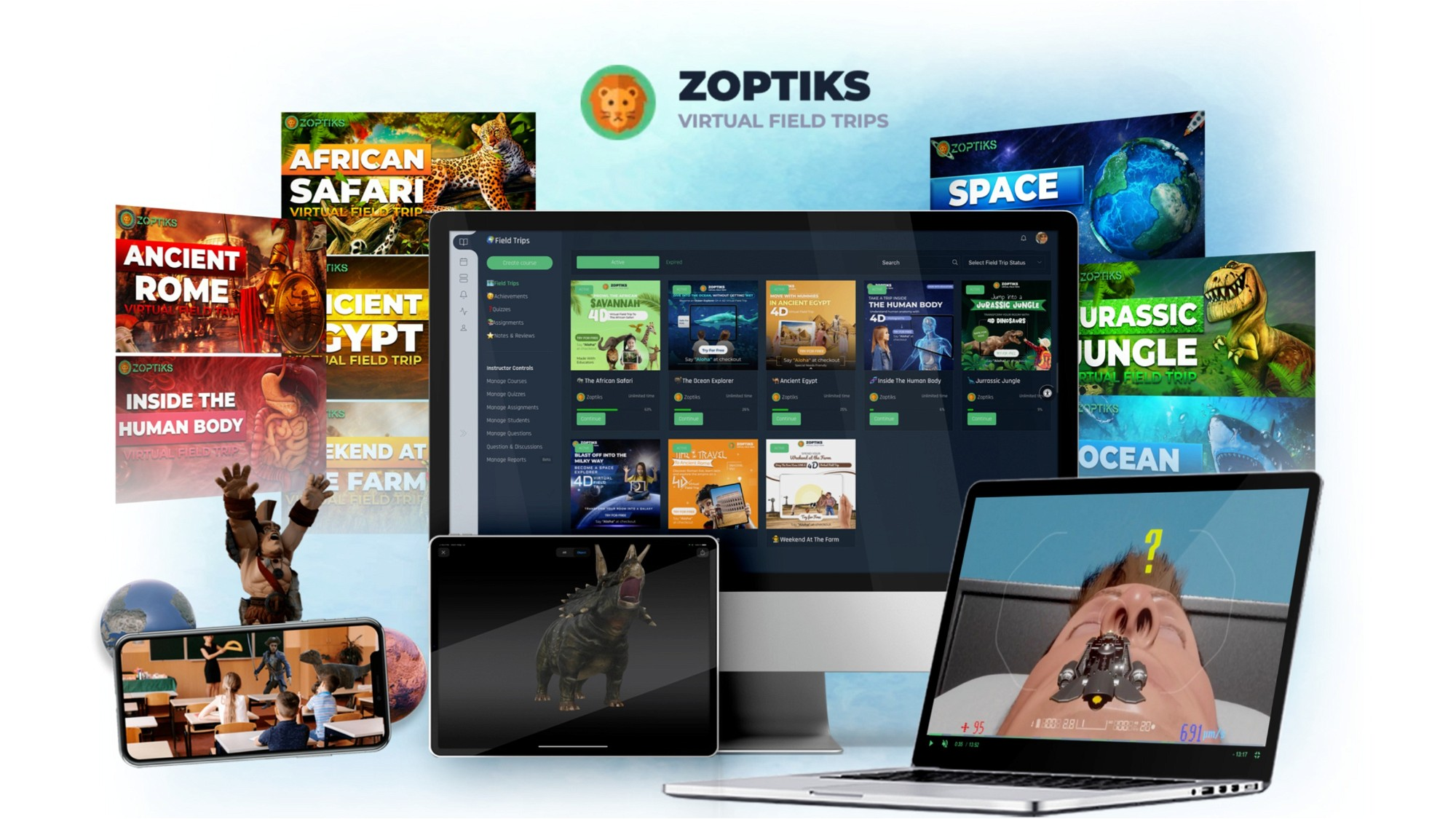 AppSumo Deal for Zoptiks For Classrooms