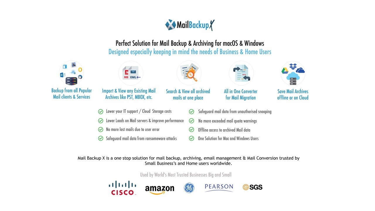Mail Backup X Lifetime Deal-Pay Once And Never Again