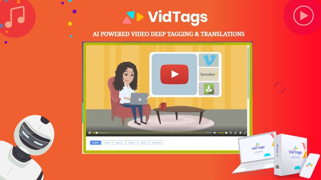 AppSumo Deal for VidTags - Plus Exclusive