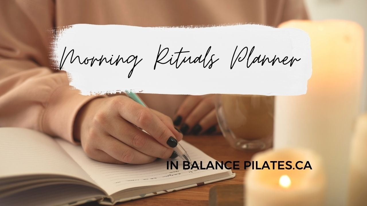 AppSumo Deal for Morning Rituals Planner