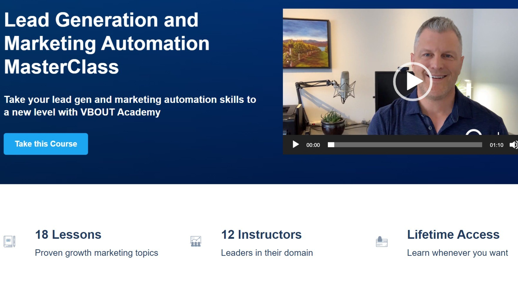AppSumo Deal for Lead Generation and Marketing Automation Masterclass