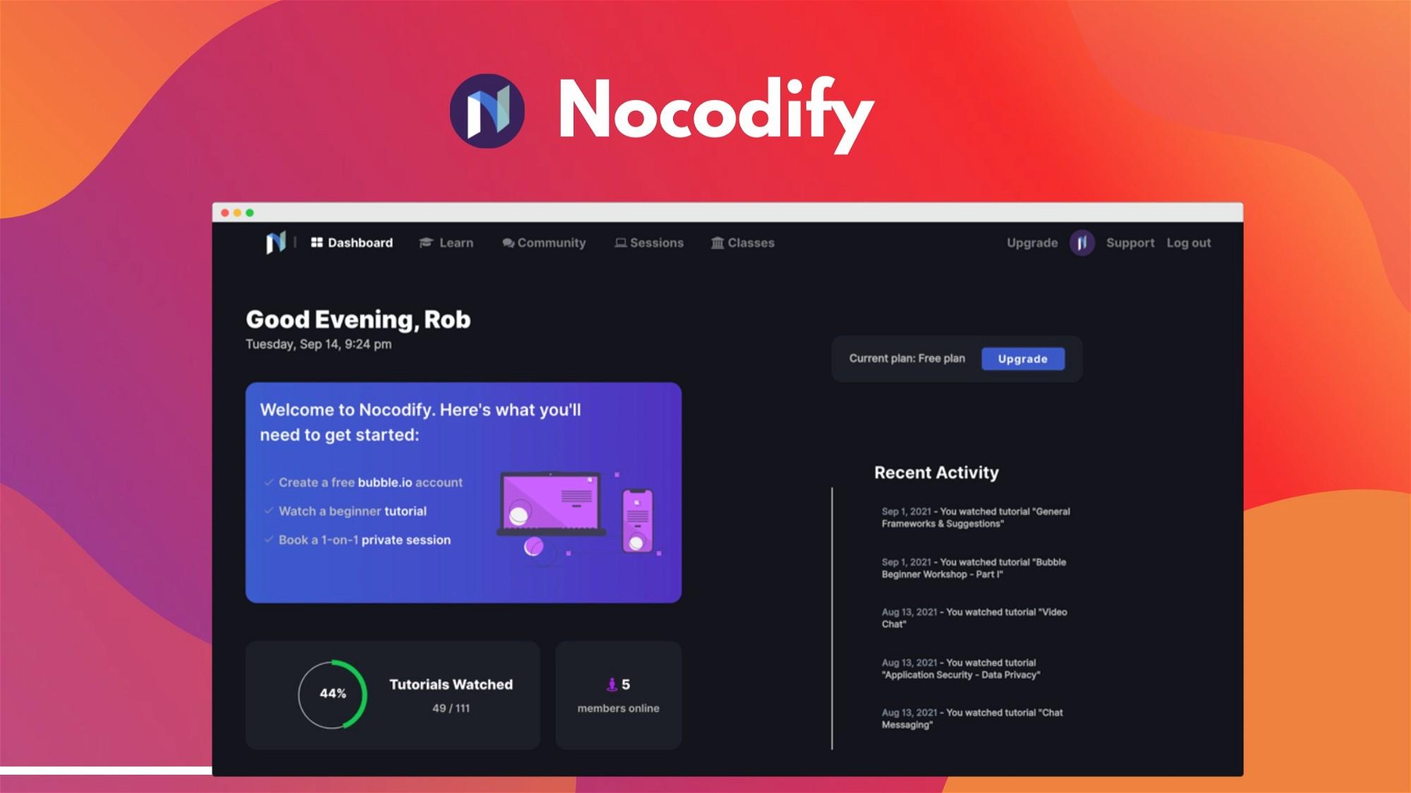 AppSumo Deal for Nocodify