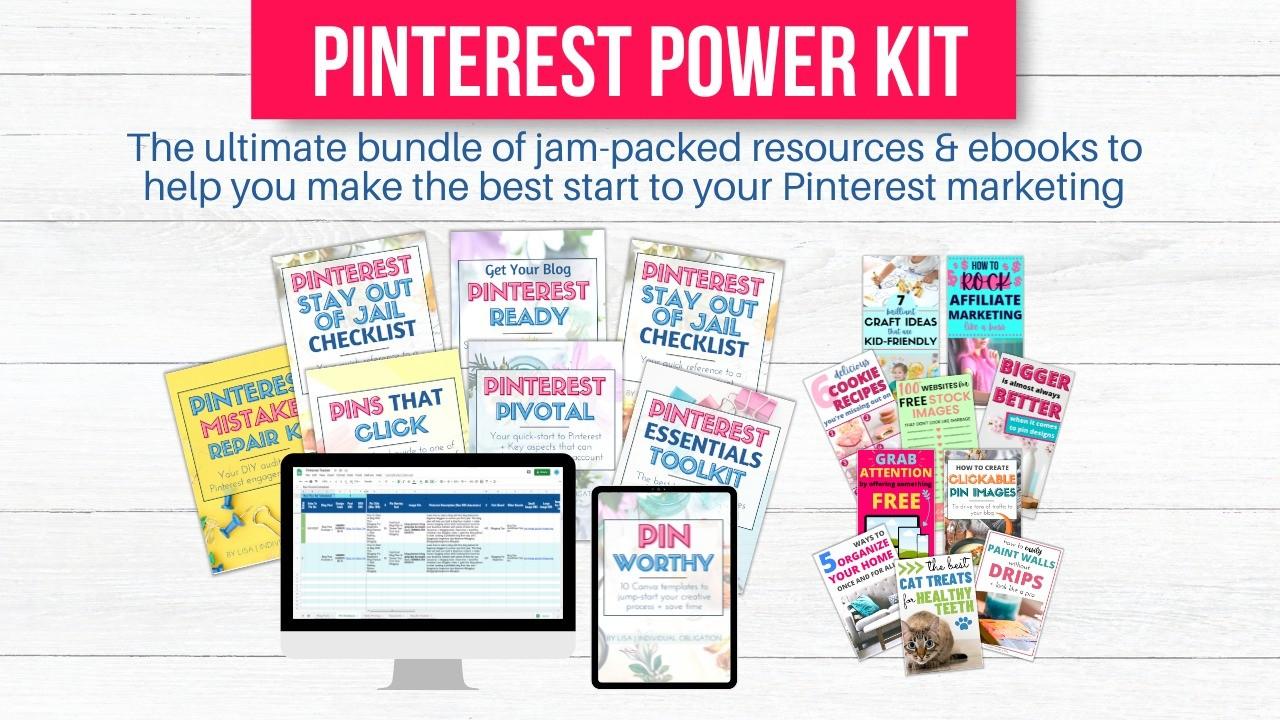 AppSumo Deal for Pinterest Power Kit