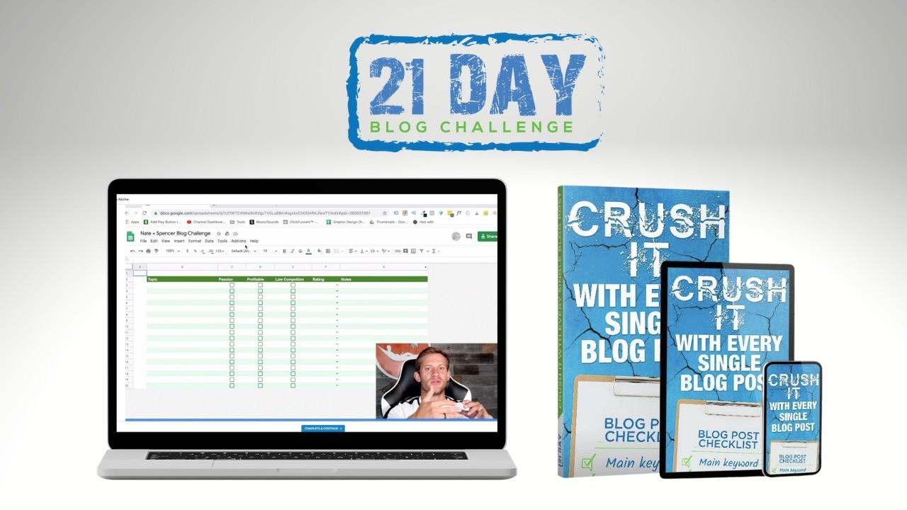 AppSumo Deal for 21 Day Blogging Challenge