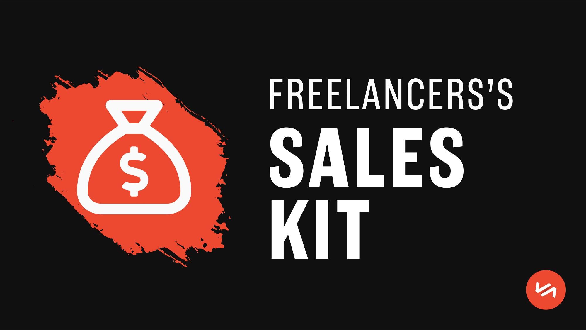 AppSumo Deal for Freelancer's Sales Kit