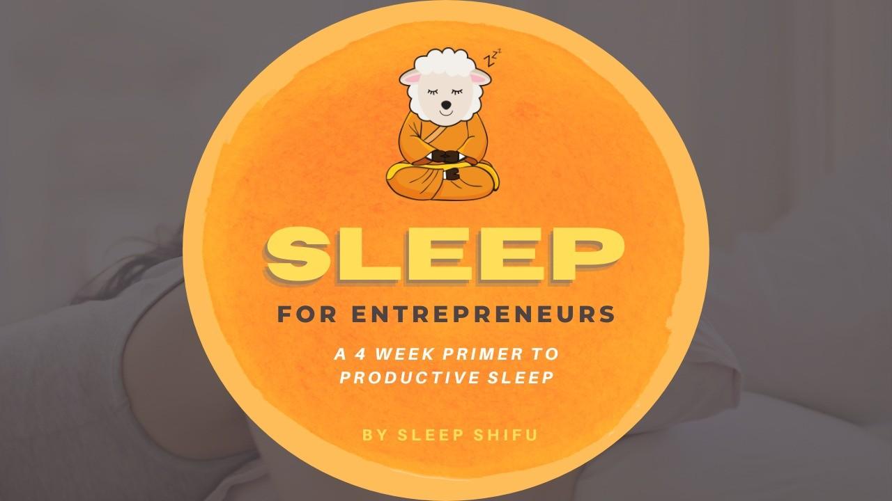 AppSumo Deal for Sleep for Entrepreneurs