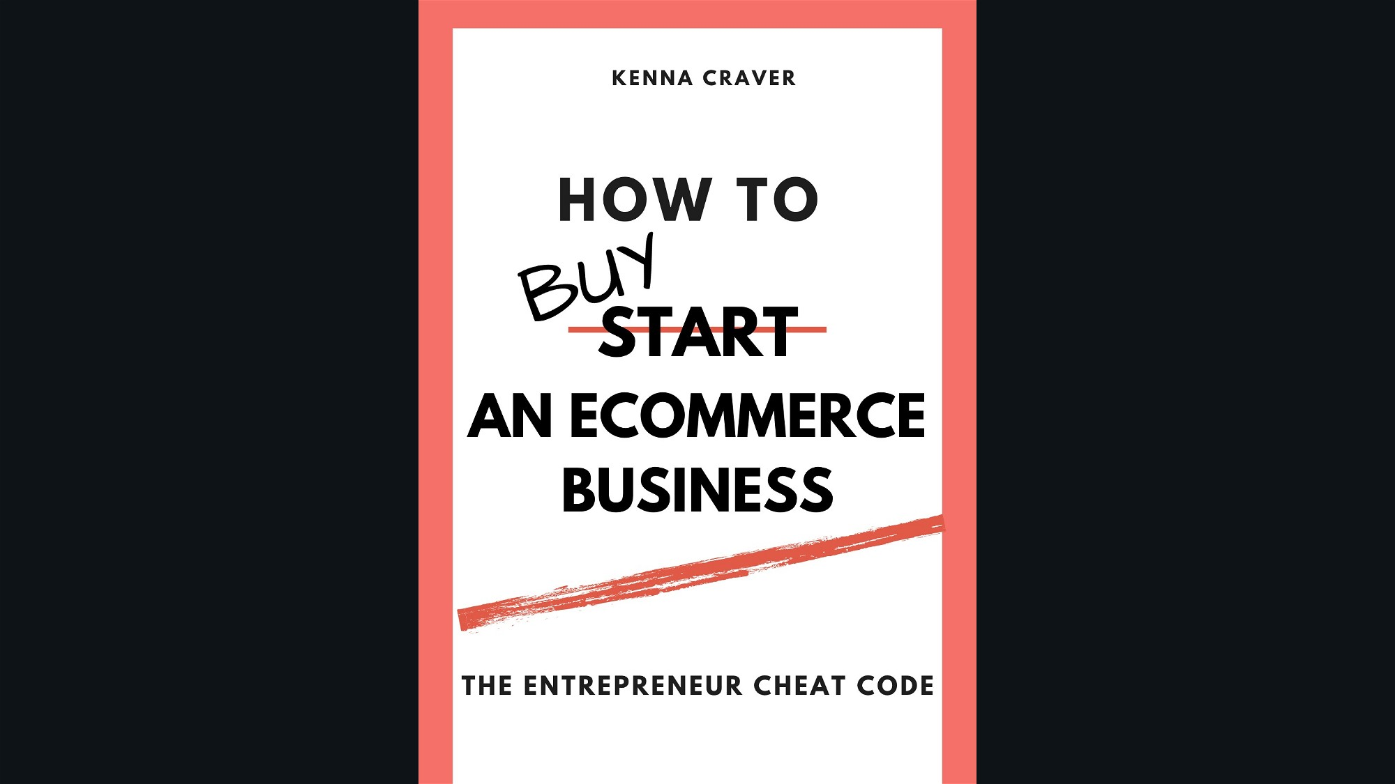 AppSumo Deal for How to Buy an Ecommerce Business: The Entrepreneur Cheat Code