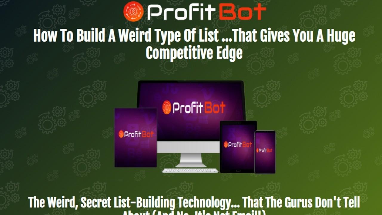AppSumo Deal for Profit Bot