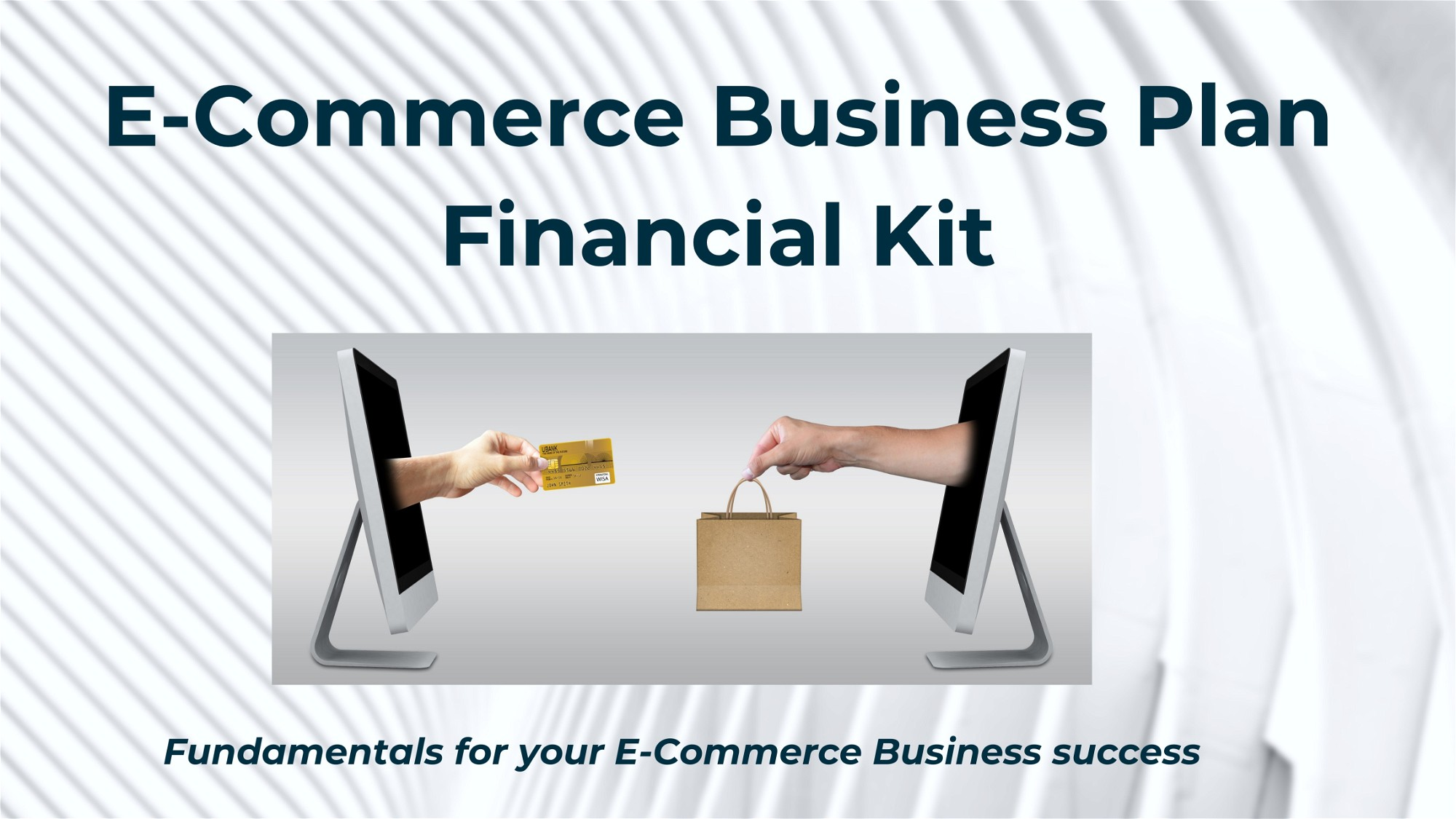 AppSumo Deal for E-Commerce Business Plan Financial Kit
